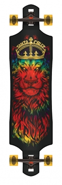Santa Cruz Lion God Drop