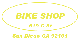 San Diego Bike Shop